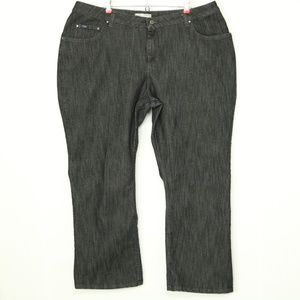 Riders By Lee Jeans Bootcut No Gap Petite 20W